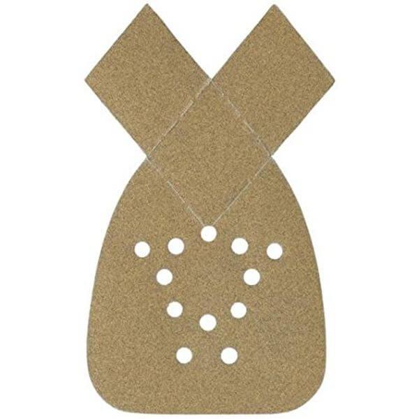 Black & Decker 80G Mouse Sandpaper, 12-Pack