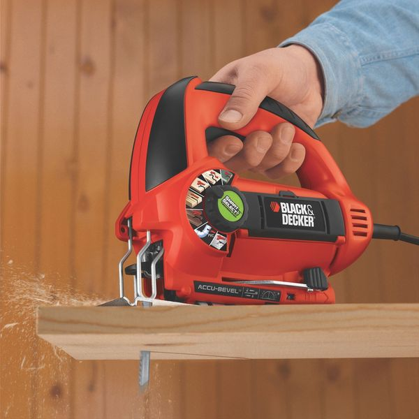 Black & Decker Jig Saw with Smart Select Dial