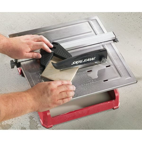 SKIL 4.2-Amp 7-Inch Wet Tile Saw