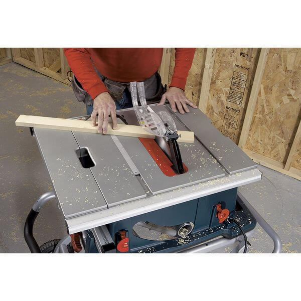 Bosch 10-Inch Worksite Table Saw with Gravity-Rise Stand