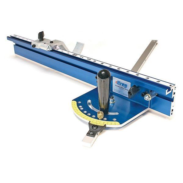 Kreg Table Saw Precision Miter Gauge System