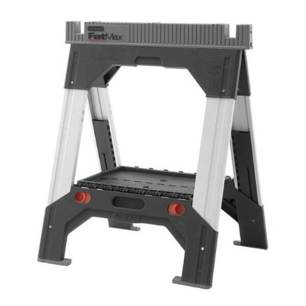 Stanley FatMax Sawhorse with Adjustable Legs (1-Pack)