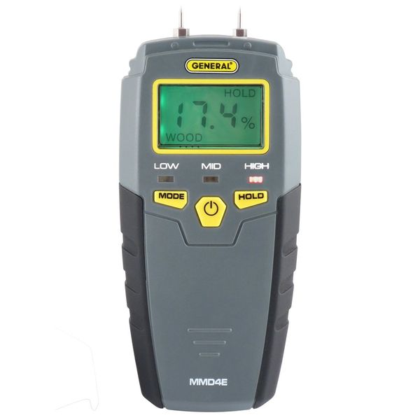 General Tools & Instruments Digital Moisture Meter