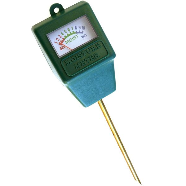 Indoor/Outdoor Moisture Sensor Meter