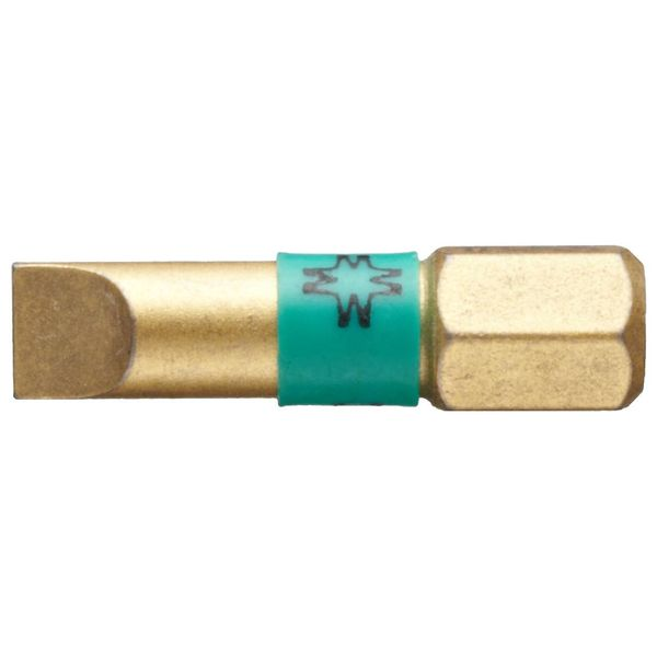 Wera Series BDC Diamond Coated Bit, Slotted 1mm Head x 1/4-inch Drive