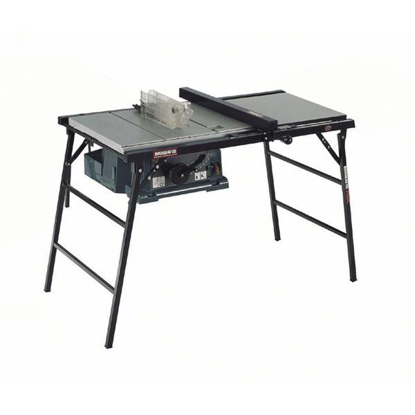 Rousseau Saw Stand For Makita 2703, Hitachi C10RA, DeWalt DW744 Table Saws