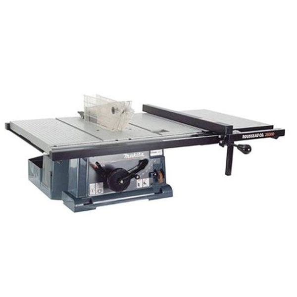 Rousseau PortaMax Jr. Table Saw Table Top and Fence System