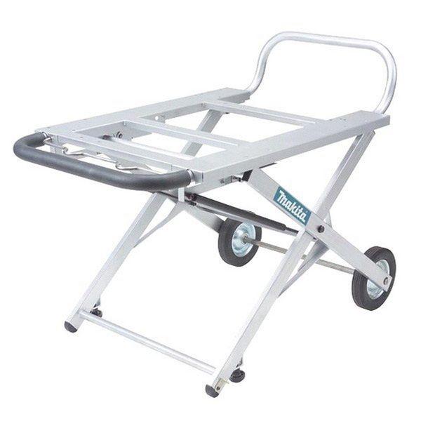 Makita Adjustable Portable Table Saw Stand with Wheels
