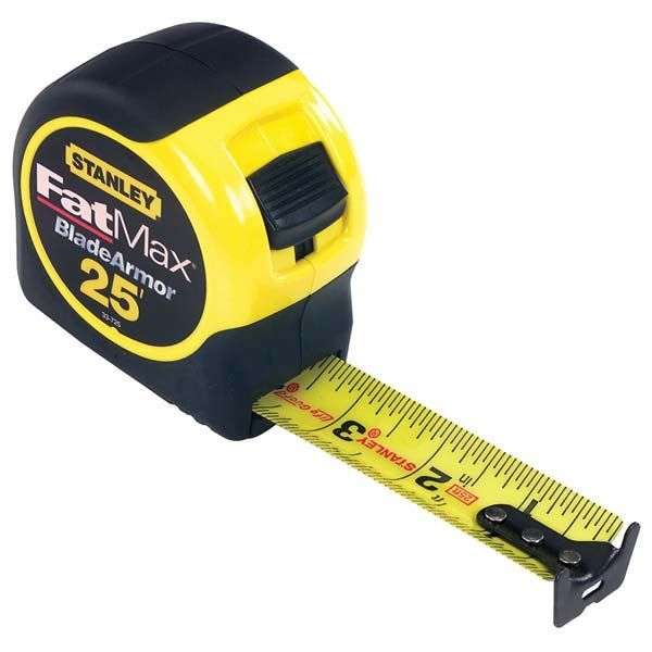 Stanley 25-Feet FatMax Tape Measure