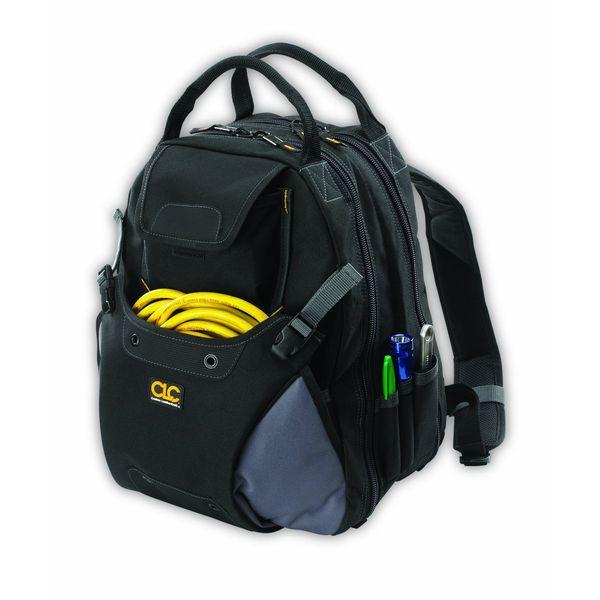 Custom Leathercraft Tool Backpack, 48-Pocket