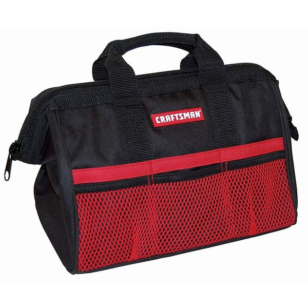 Craftsman 13-inch Reinforced Tool Bag