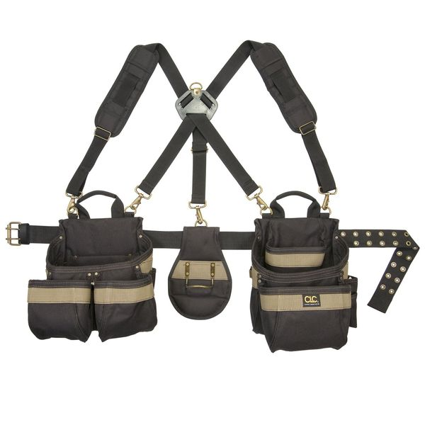 Custom LeatherCraft 23-Pocket/5-Piece Comfortlift Combo System