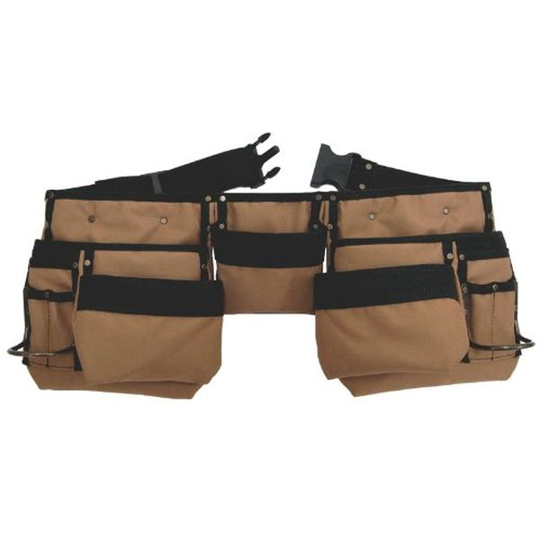 Style 'n' Craft 11 Pocket Tool Belt in Polyester