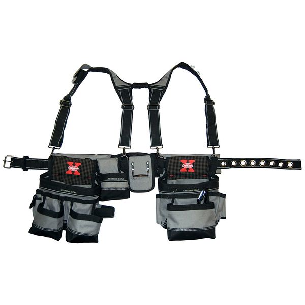 BucketBoss Extreme Gear Mullet Buster Tool Belt