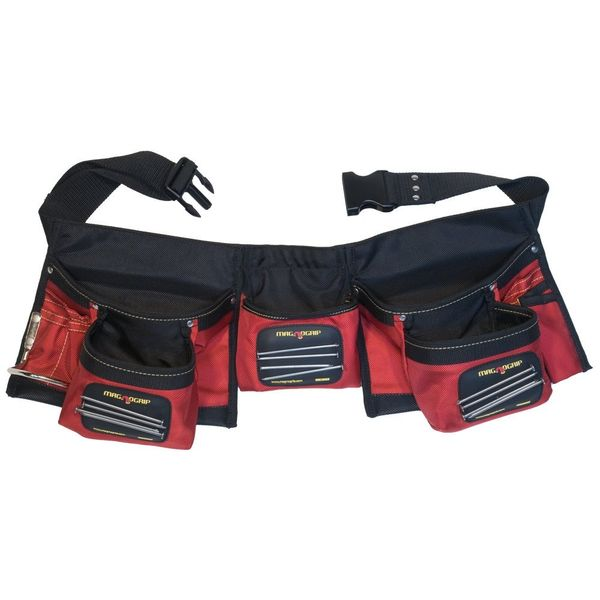 MagnoGrip Magnetic Carpenter's Tool Belt