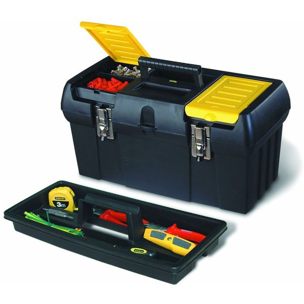 Stanley 19-inch Series 2000 Tool Box with Tray