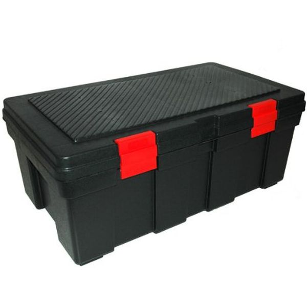 GSC Storage Locker, Black with Red Latches