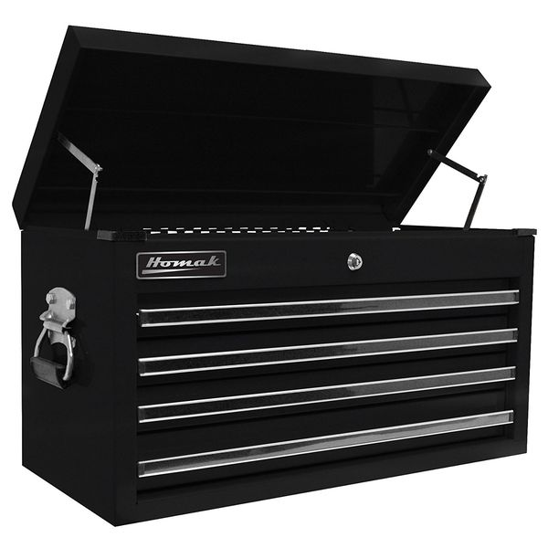 Homak 27-Inch Professional 4 Drawer Top Chest