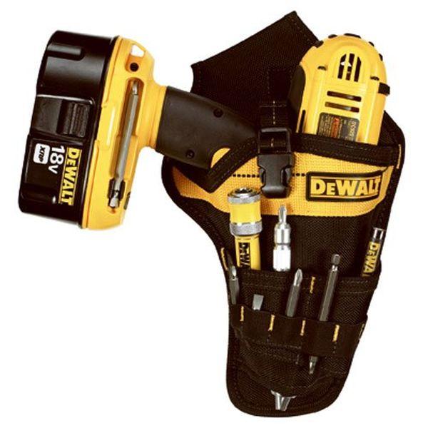 DEWALT Heavy-duty Drill Holster