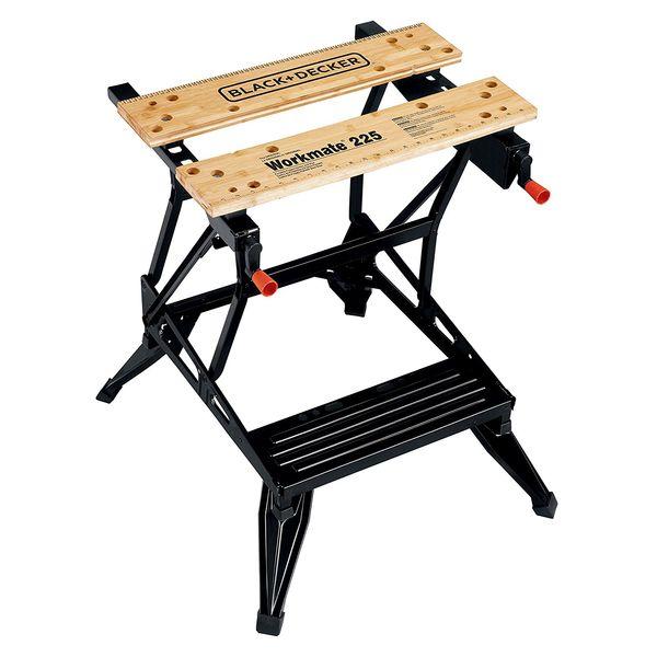 Black & Decker Workmate 225 450-Pound Capacity Portable Work Bench