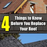 4 Things to Know Before You Replace Your Roof - Mr. DIY Guy
