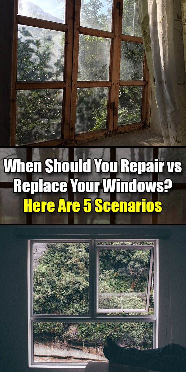 When Should You Repair vs Replace Your Windows Here Are 5 Scenarios - Mr. DIY Guy