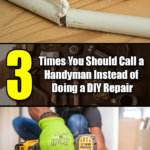 3 Times You Should Call a Handyman Instead of Doing a DIY Repair - Mr. DIY Guy