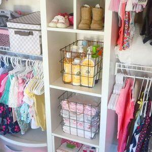 75 Closet Organization Ideas - Mr. DIY Guy #organizing #closetorganizing #closetorganization